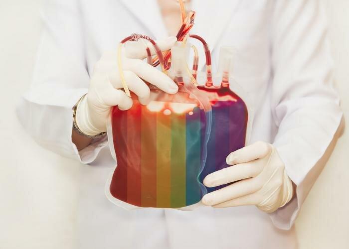 Запрет геям на донорство крови | Гей для душа | Яндекс Дзен