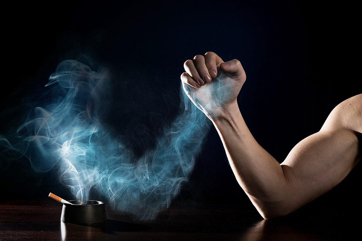 Вред курения на организм. Курение и спорт — совместимы ли они?